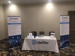 dellfer iot security booth