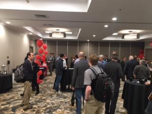 people who attended the IQPC automotive cyber security conference in silicon valley
